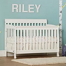 Suite Bebe Riley 4-In-1 Convertible Crib