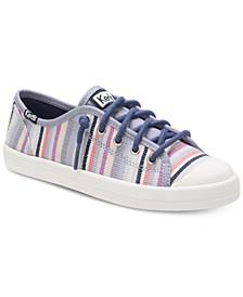 Toddler & Little Girls Kickstart Multi-Stripe Sneakers