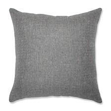 """Sonoma Pewter 16.5"""" Throw Pillow"""