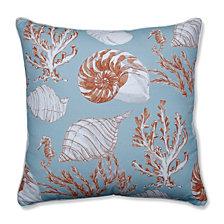 """Cape Cod Reef 25"""" Floor Pillow"""