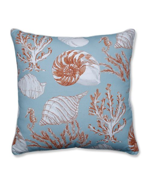 "Pillow Perfect Cape Cod Reef 25"" Floor Pillow"
