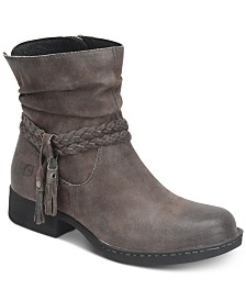 Born Ouvea Booties, Created for Macy's