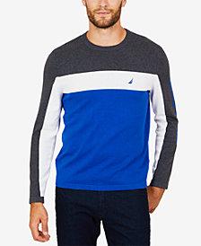 Nautica Men's Colorblocked Sweater