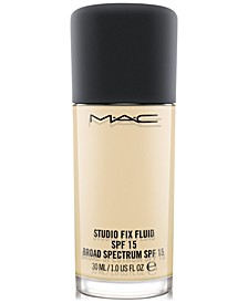 Studio Fix Fluid SPF 15, 1-oz.