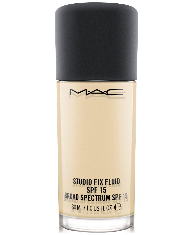 MAC Studio Fix Fluid SPF 15