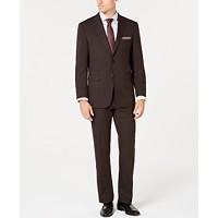 Perry Ellis Mens Suit