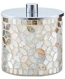 JLA Home Cape Mosaic Covered Jar, Created for Macy's