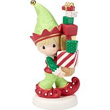 3rd Annual Elf Series Christmas Cheer Figurine
