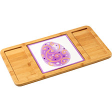 Celebrations by Easter Egg Cutting Board with Trivet