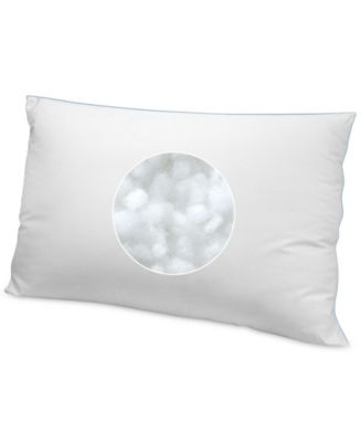 Any Position 2 Pack Pillow With Hypoallergenic Fiber Fill