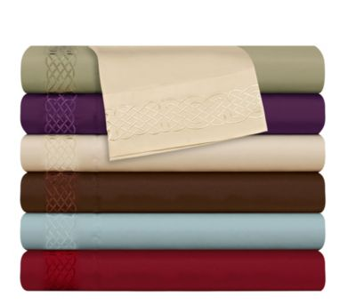 Love Knot King Sheet Set