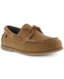 Tommy Hilfiger Big Girls Douglas Boat Shoes