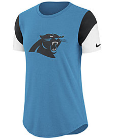 Nike Women's Carolina Panthers Tri-Fan T-Shirt