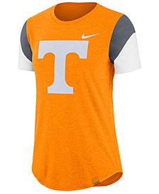 Nike Women's Tennessee Volunteers Tri-Blend Fan T-Shirt