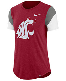 Nike Women's Washington State Cougars Tri-Blend Fan T-Shirt