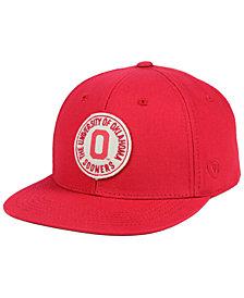Top of the World Oklahoma Sooners Timey Snapback Cap