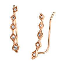 Novelty Rose Gold Ear Crawler