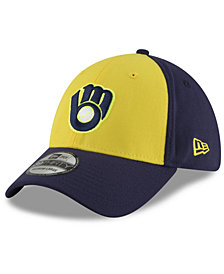 New Era Milwaukee Brewers Players Weekend 39THIRTY Cap