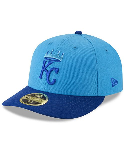 New Era Kansas City Royals Players Weekend Low Profile 59FIFTY ... 61a4f483ad37
