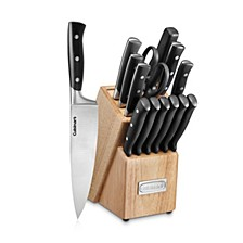 Triple Rivet 15-Pc. Cutlery Set