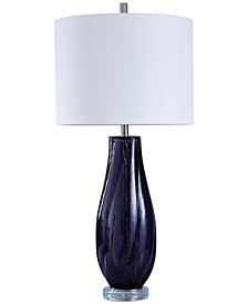 StyleCraft Rain Table Lamp