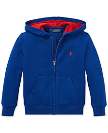 Polo Ralph Lauren Little Boys Fleece Hoodie
