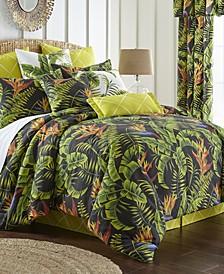 Flower Of Paradise Comforter Set-Queen
