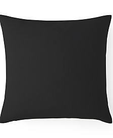 "Cambric Black Square Cushion 20"" x 20"""