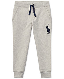 Polo Ralph Lauren Little Boys Fleece Pants