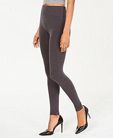 HUE® Brushed Fleece Lined Seamless Leggings