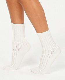 Super-Soft Ribbed Boot Socks