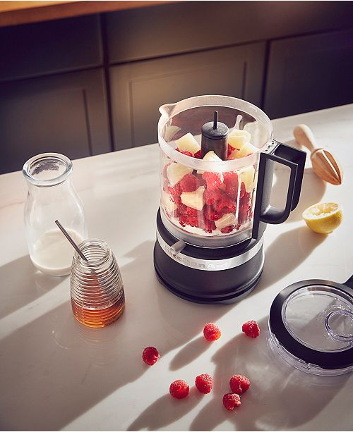 KitchenAid 5-Cup Food Chopper KFC0516 & Reviews - Small Appliances - Kitchen - Macy's