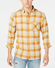 Quiksilver Men's Basic Fly Flannel Shirt