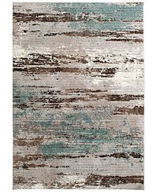 "KM Home Leisure Cove 5'3"" x 7'7"" Area Rug"
