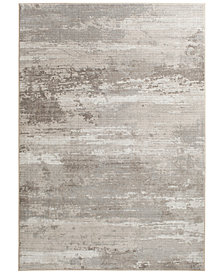 "KM Home Waterside Tide 2'3"" x 7'7"" Runner Area Rug"