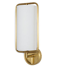 Regina Andrew Design Geo Rectangle Sconce