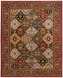 "KM Home Sanford Panel Multi 3'3"" x 5'3"" Area Rug, Created for Macy's"
