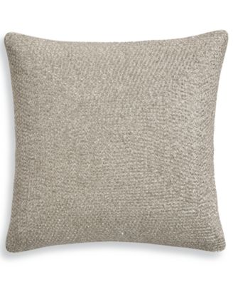 "Birch 18"" Square Decorative Pillow, Created for Macy's"