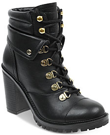 G by GUESS Jollyn Block Heel Booties
