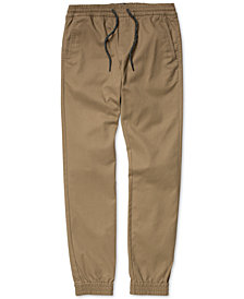 Volcom Big Boys Modern Drawstring Jogger Pants