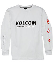 Volcom Big Boys The Stranger Graphic Cotton T-Shirt