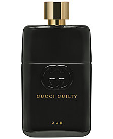 Gucci Men's Gucci Guilty Oud Eau de Parfum, 3-oz.