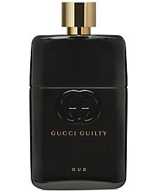Gucci Men's Gucci Guilty Oud Eau de Parfum, 3-oz.