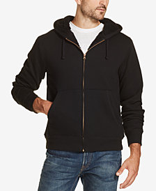 Weatherproof Vintage Men's Fleece-Lined Hoodie