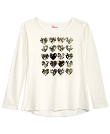 Epic Threads Big Girls Long-Sleeve T-Shirt, Created for Macy's