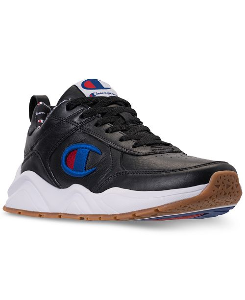 9b62f818a Champion Men s 93Eighteen Casual Sneakers from Finish Line ...