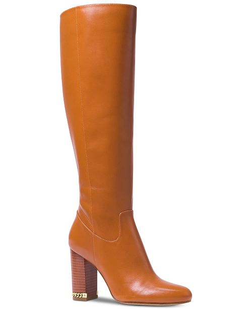 813900b74c4f Michael Kors Walker Tall Boots   Reviews - Boots - Shoes - Macy s