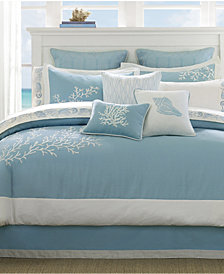 Harbor House Coastline 4-Pc. Queen Comforter Set