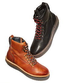 Bar III Men's Kade Alpine Boots, Created For Macy's