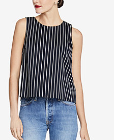 RACHEL Rachel Roy Kate Striped Top, Created for Macy's